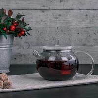 GOGO Tea. Die funktionale Alltagsteekanne.