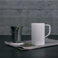TIM tea mug with cup filter. Tea for one!