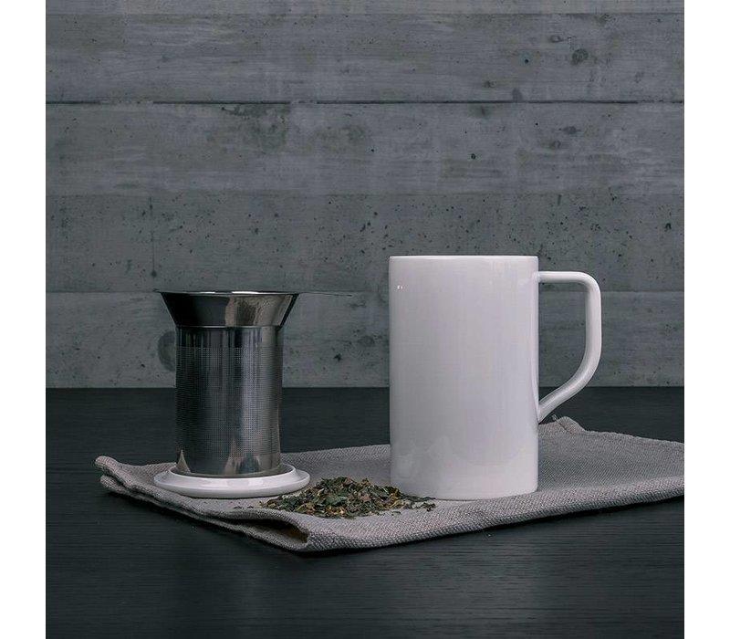 TIM Teebecher mit Tassenfilter. Tea for one!
