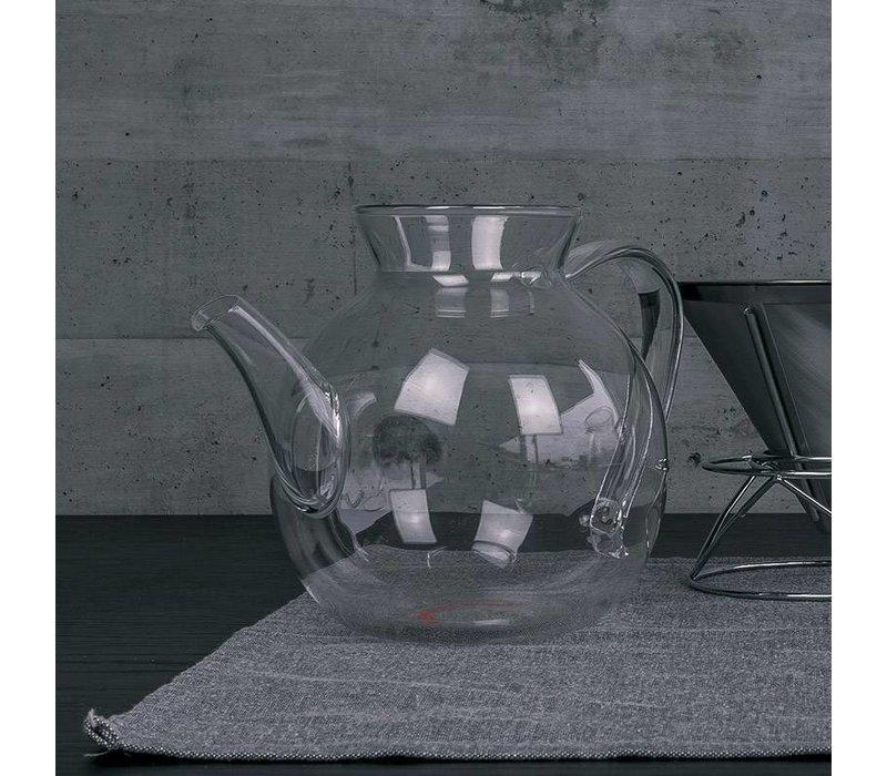 POTTO Allzweckkanne mit Glasdeckel