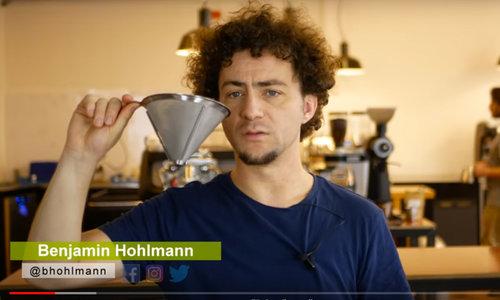 "Coffee Dribbler Test by ""Kaffeemacher"""