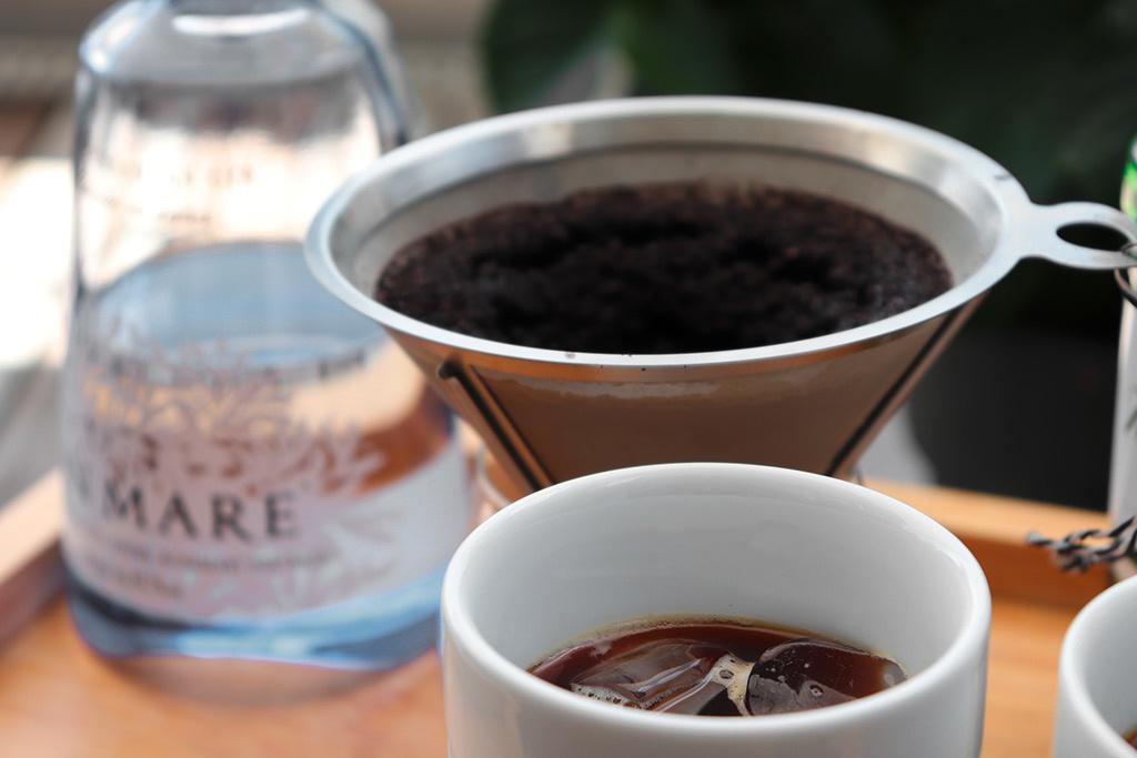 Iced Gin Coffee