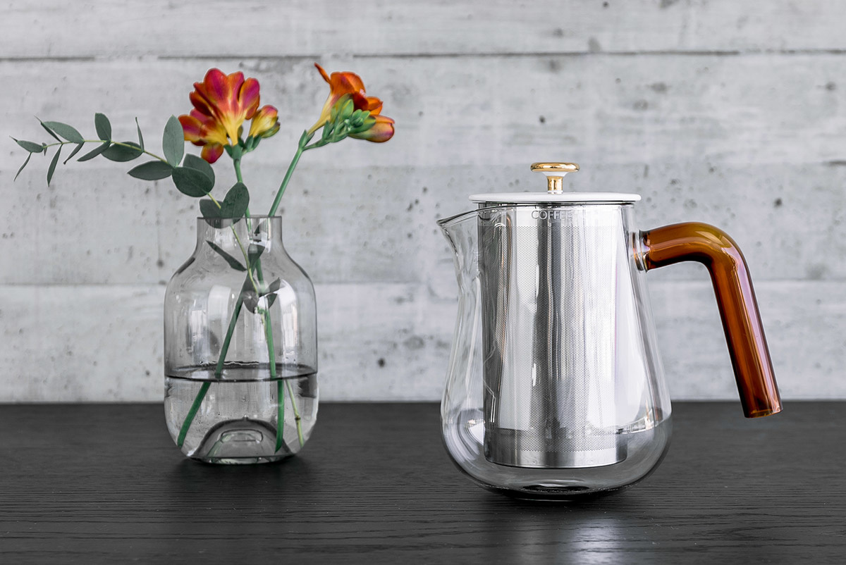 New ARCA Coffee Pot