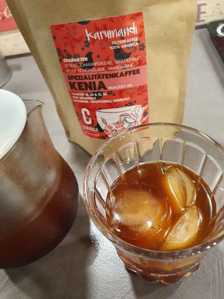 Carl Henkel Brewers ARCA Coldbrew