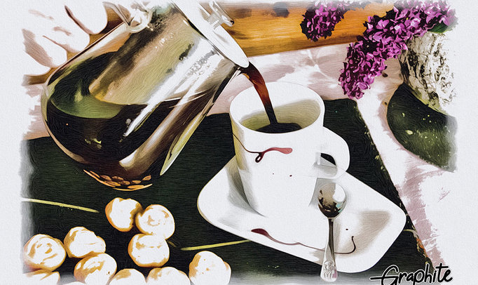 """Fanpost: """"Ein echtes Wow!"""" Frischer Kaffee & Kuchen bei Sylvia Hubele."""