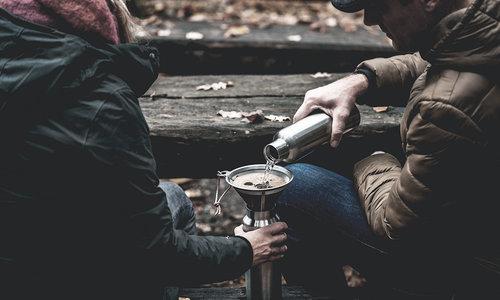 SALE: COFFEE DRIBBLER & GLASKANNEN REDUZIERT.