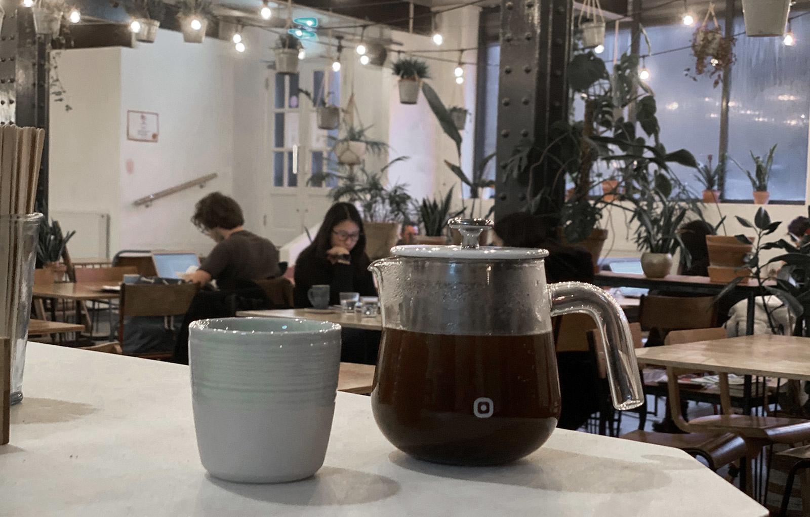 Flat Caps Coffee - Newcastle, UK