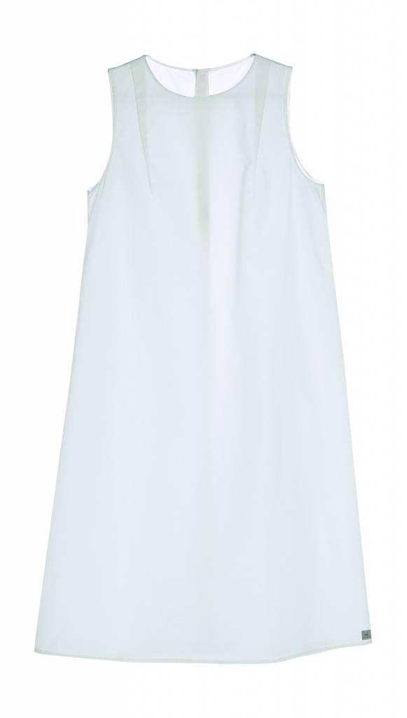 A-Linien Kleid aus Bio-Baumwoll-Popeline-2