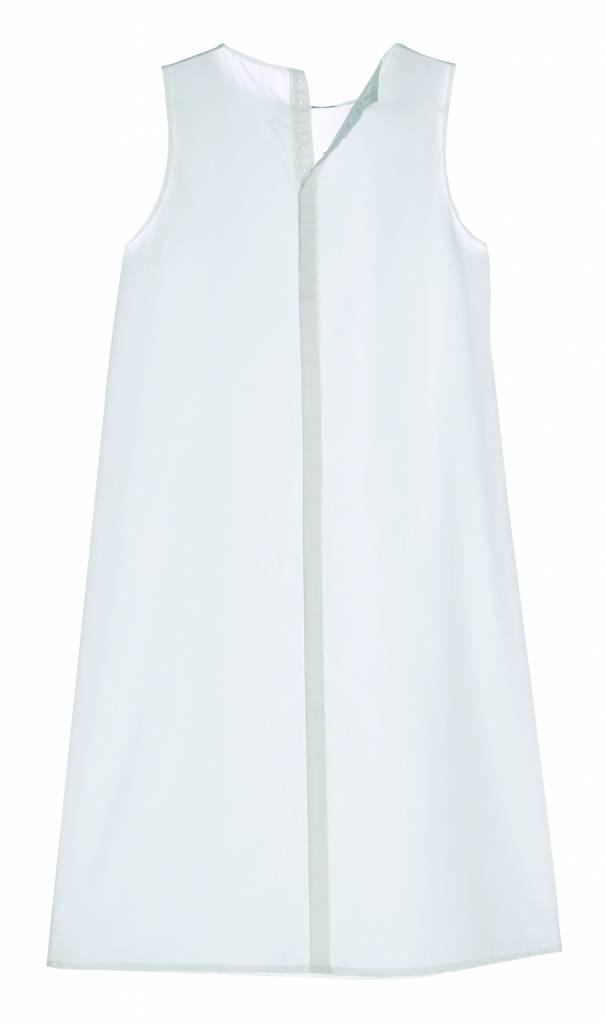 A-Linien Kleid aus Bio-Baumwoll-Popeline-3
