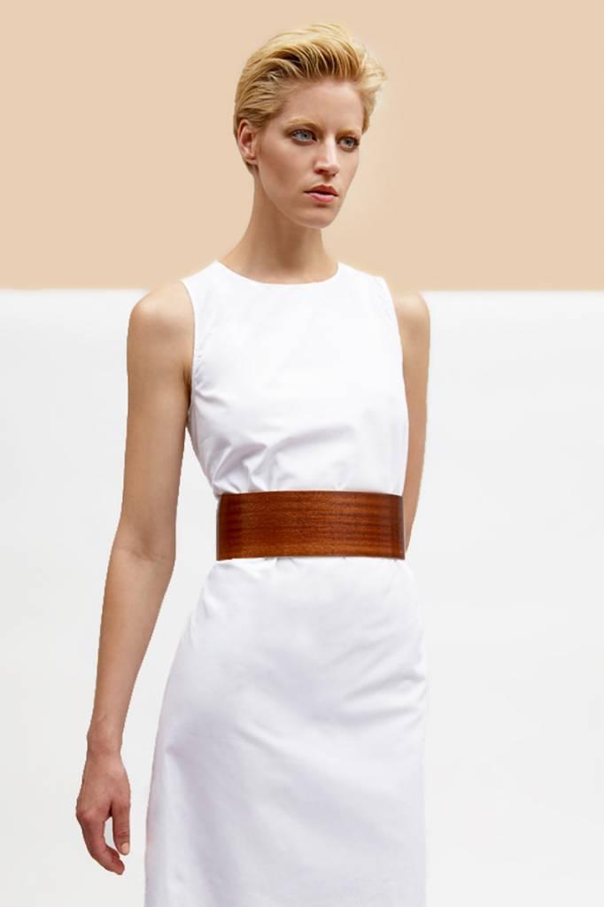 A-Linien Kleid aus Bio-Baumwoll-Popeline-1