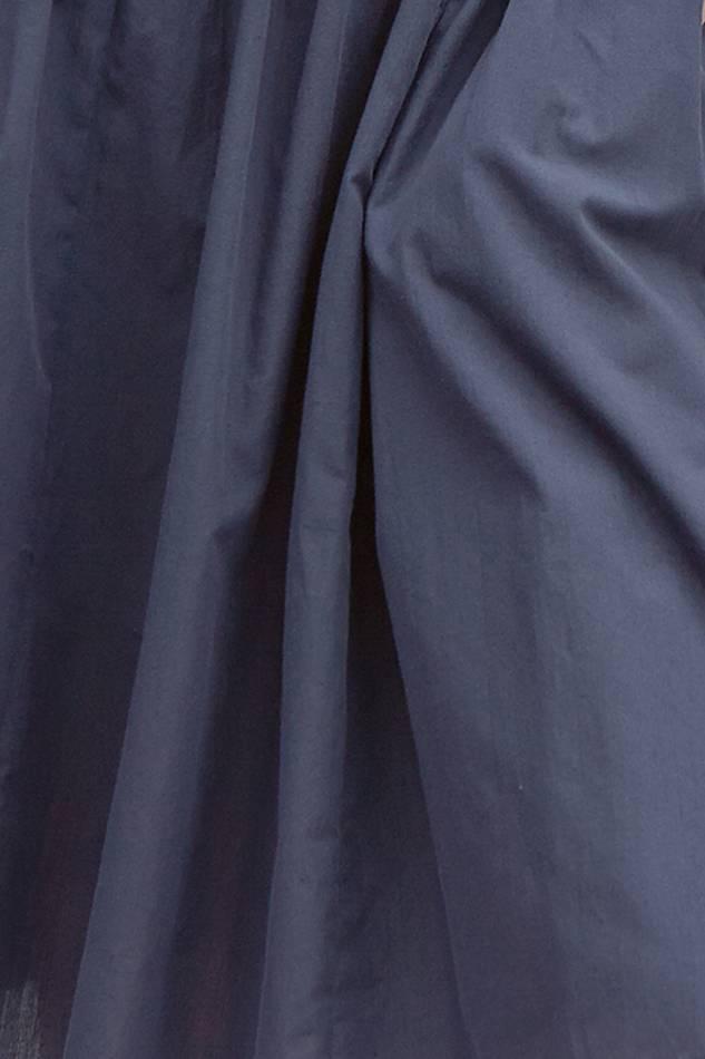 Batiste skirt slate blue-4