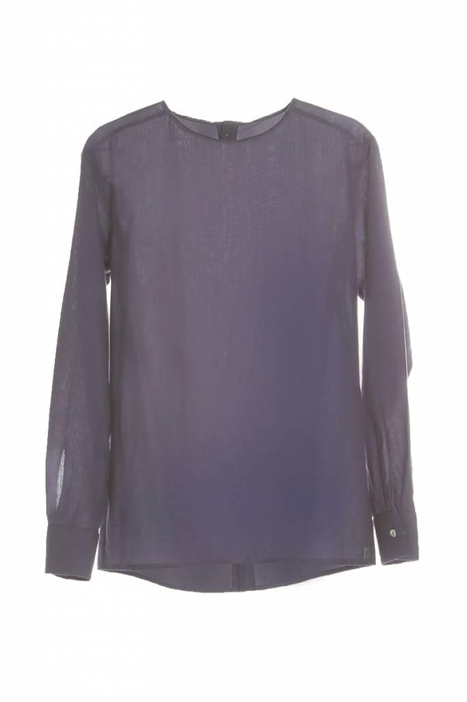 Langarm-Shirt mit Rückendetail-2