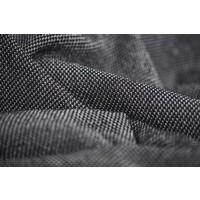 Rock aus zart gemusterter Bio-Baumwolle