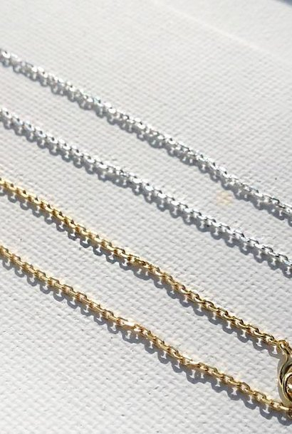 Delicate bracelets made of 925 sterling silver