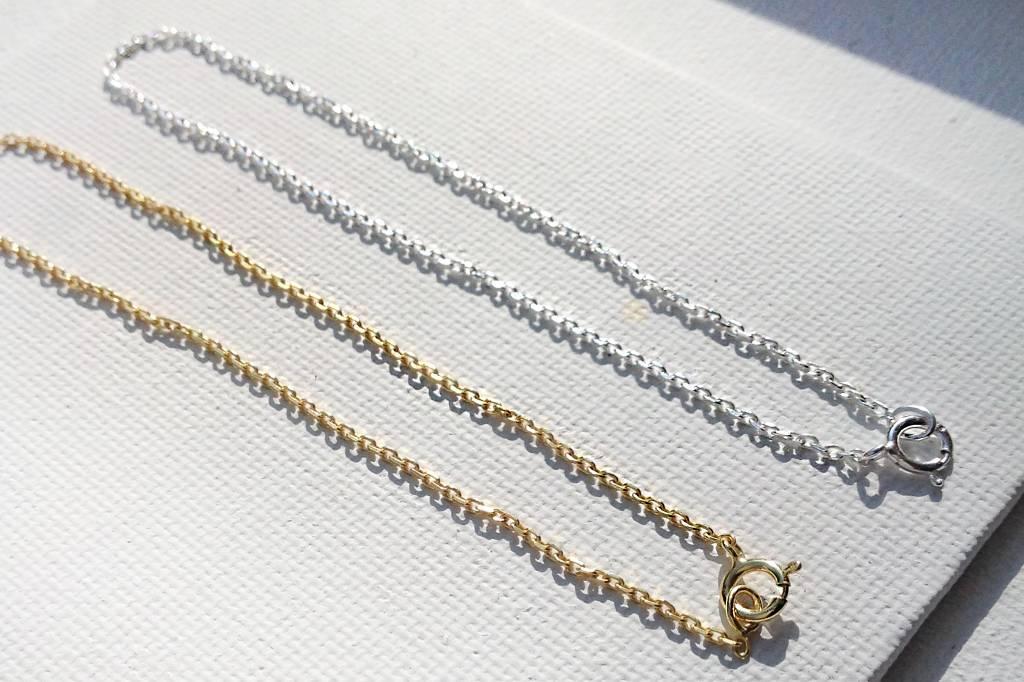 Zartes Armkettchen aus 925er Sterling Silber-1