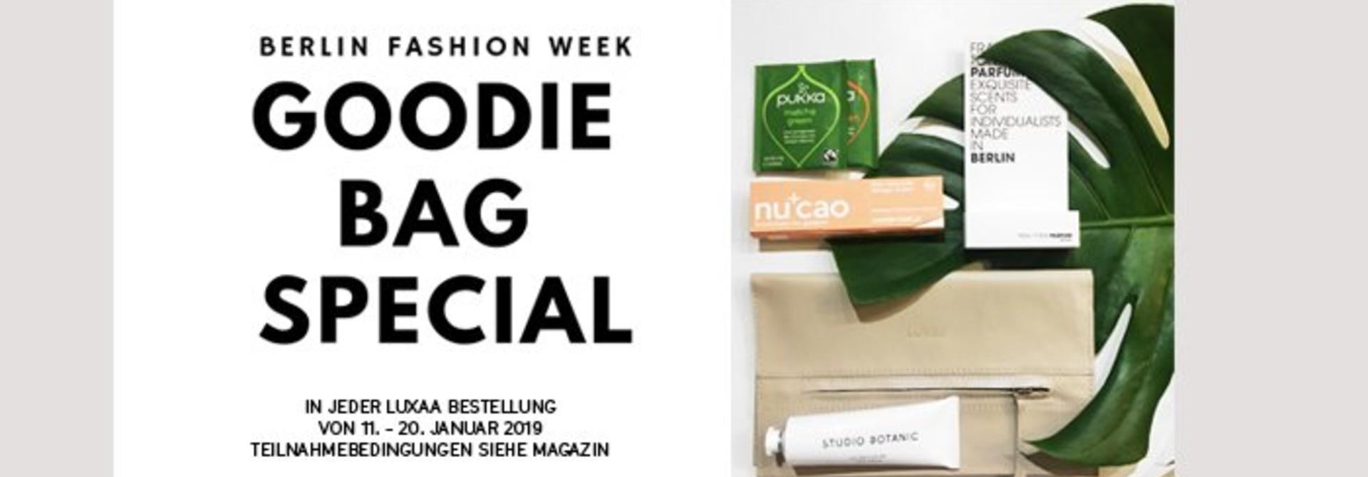 Berlin Fashion Week Special
