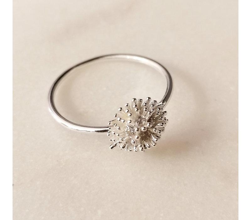 Ausgefallener Ring  aus 925er Sterling Silber