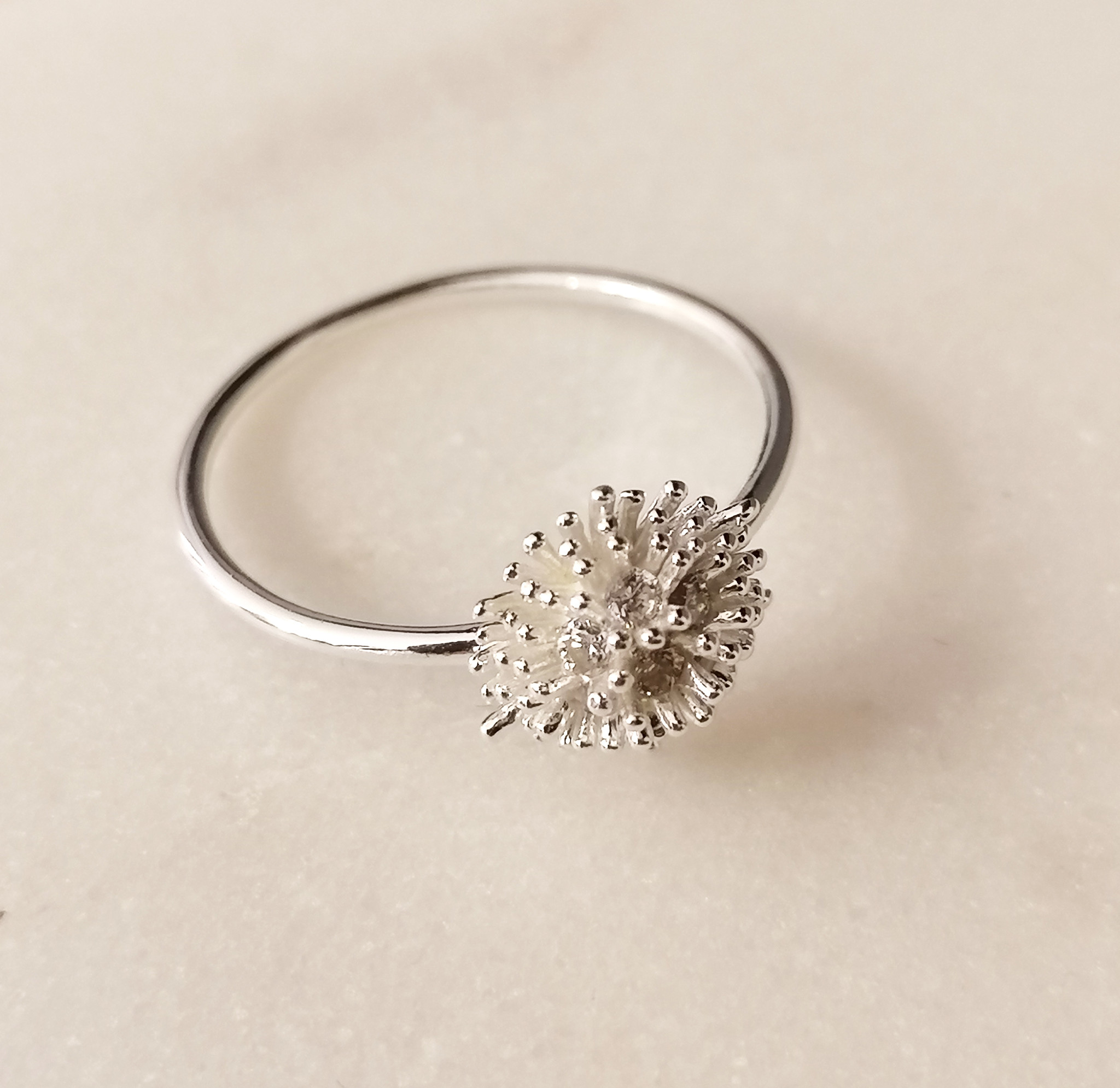 Fancy ring made of 925 sterling silver-4