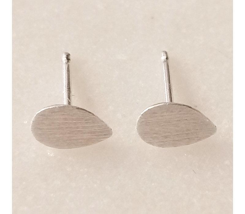 Purist Studs Drop 925 sterling silver
