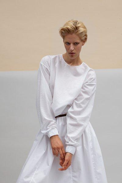 Langarm-Shirt aus Bio-Baumwoll-Batist-1