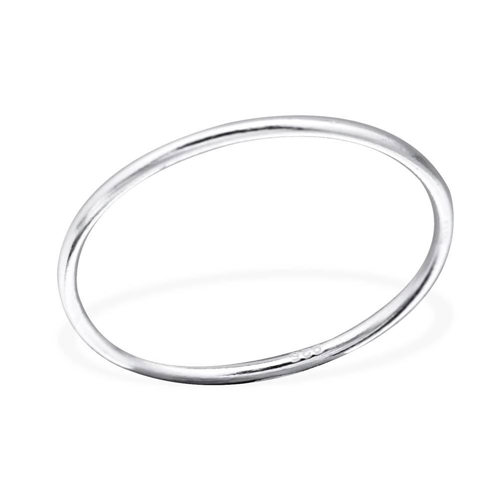 Zarter Ring aus 925er Sterling Silber-1