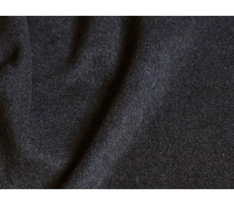 Scarf from organic cotton fleece
