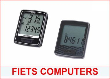 Fiets/ Step Computers