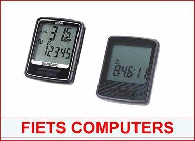 Fiets/ Stepcomputers