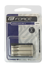 Kostka FORCE Mini Gereedschap Set (12 functies)