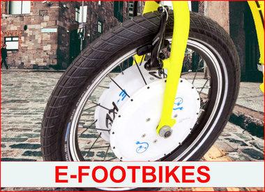 KOSTKA E-FOOTBIKES
