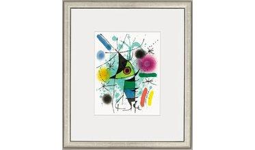 Miró, Le Chanteur (1972)