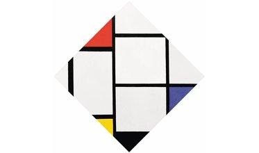 Mondriaan, Tableau Nr. IV (1924-25)