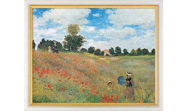 Monet, Les Coquelicots à Argenteuil (1873)