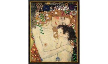 Klimt, Moeder en kind (1905)