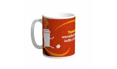 Wereldkampioen koffiedrinken