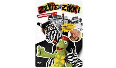 DVD Zeppe & Zikki