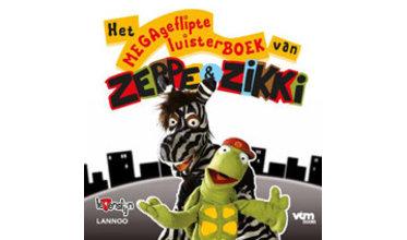 Luisterboek Zeppe & Zikki