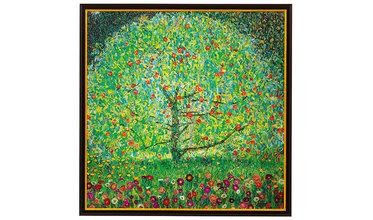 Klimt, Appelboom I (1912)