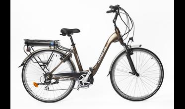 Elektrische fiets met middenmotor