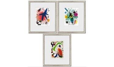 Miró, 3 klassiekers