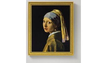 Vermeer, Het meisje met de parel (1665)