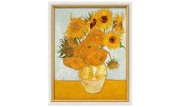 van Gogh, Twaalf zonnebloemen in een vaas