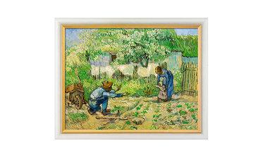 van Gogh, Eerste stappen