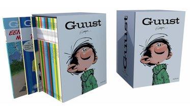 Guust Flater - verzamelbox