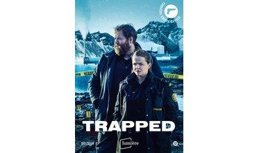 Trapped - DVD box