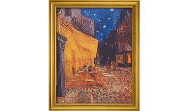 Van Gogh - Caféterras