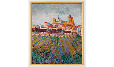 Van Gogh - Zeezicht