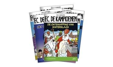 F.C. De Kampioenen-strips