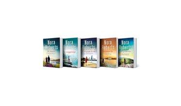 5 Nora Roberts-thrillers