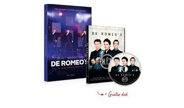 Boek 15 jaar de Romeo's